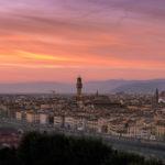 La alta moda en Florencia